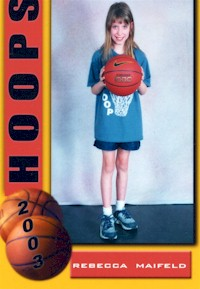 Rebecca's Basketball Card Picture from Winter 2003
