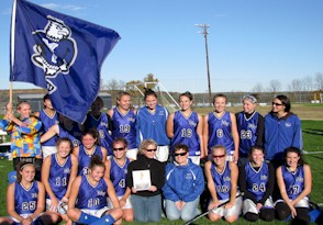 Mountain Valley Conference Field Hockey   Champions 2008